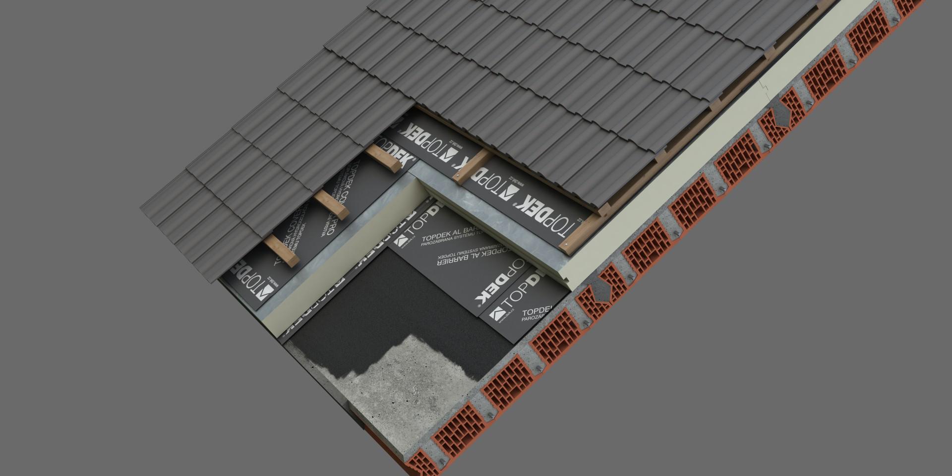 DEK Střecha ST.8004B (DEKROOF 18-B)
