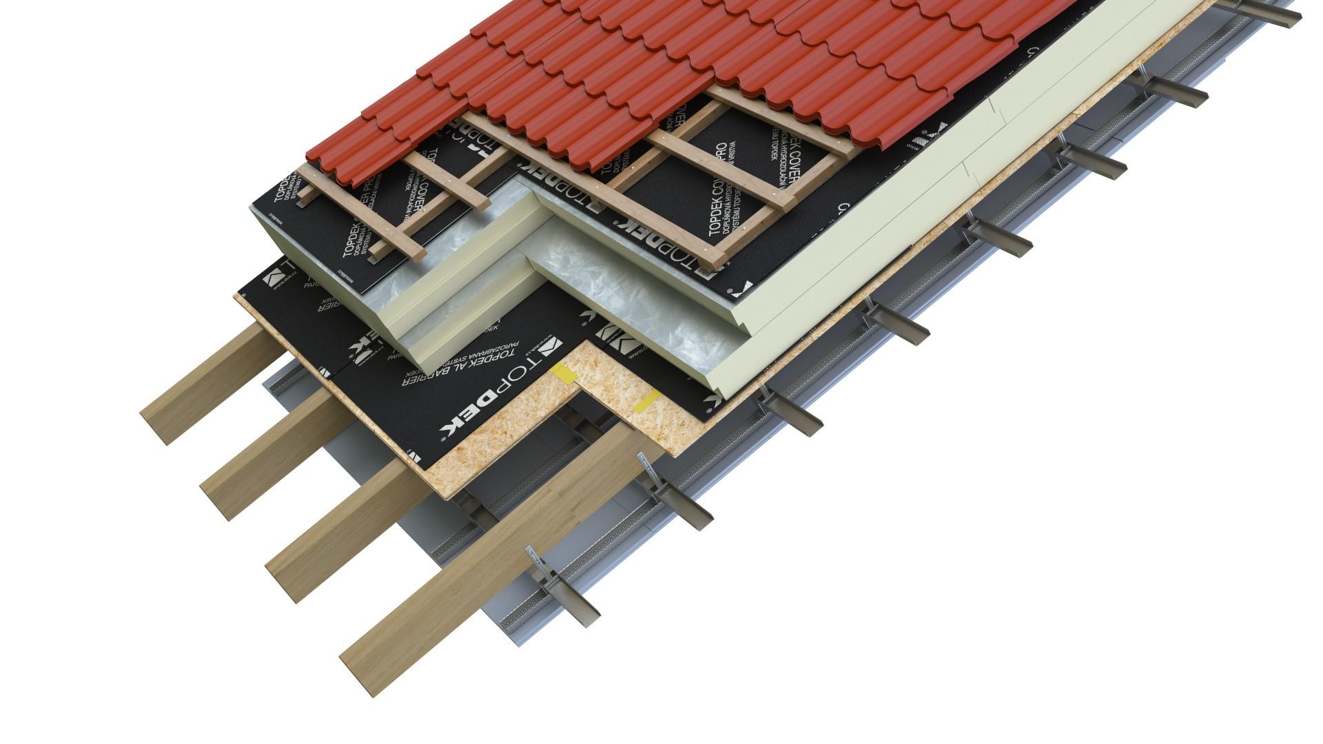 DEK Střecha ST.8001A (DEKROOF 11-A)
