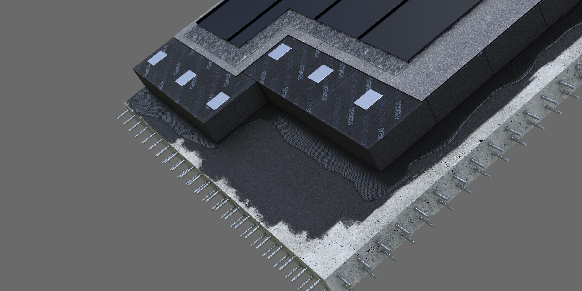 DEK Střecha ST.4006A (DEKROOF 21-A)