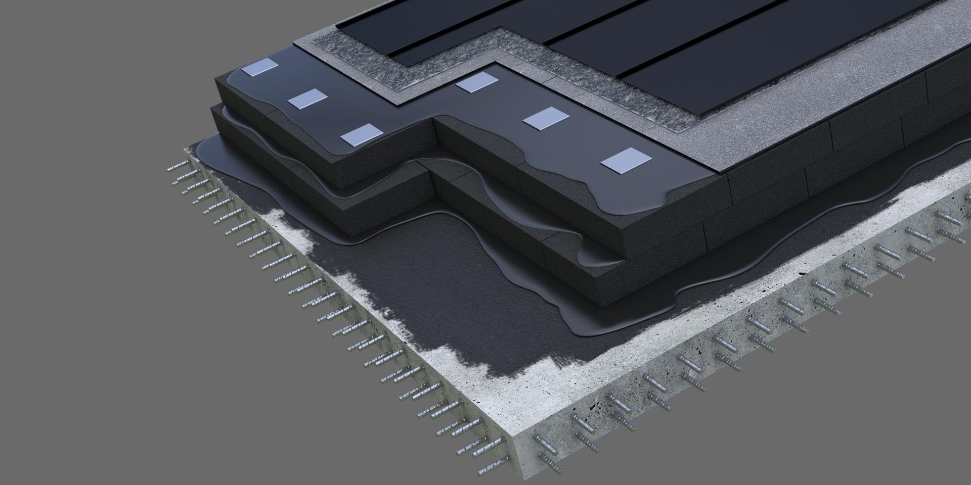 DEK Střecha ST.4006B (DEKROOF 21-B)