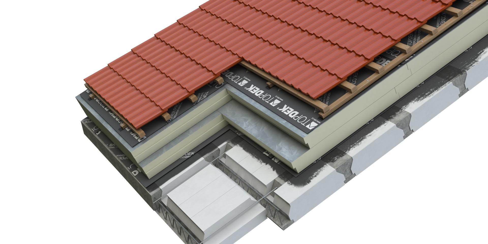 DEK Střecha ST.8004F (DEKROOF 20-B)