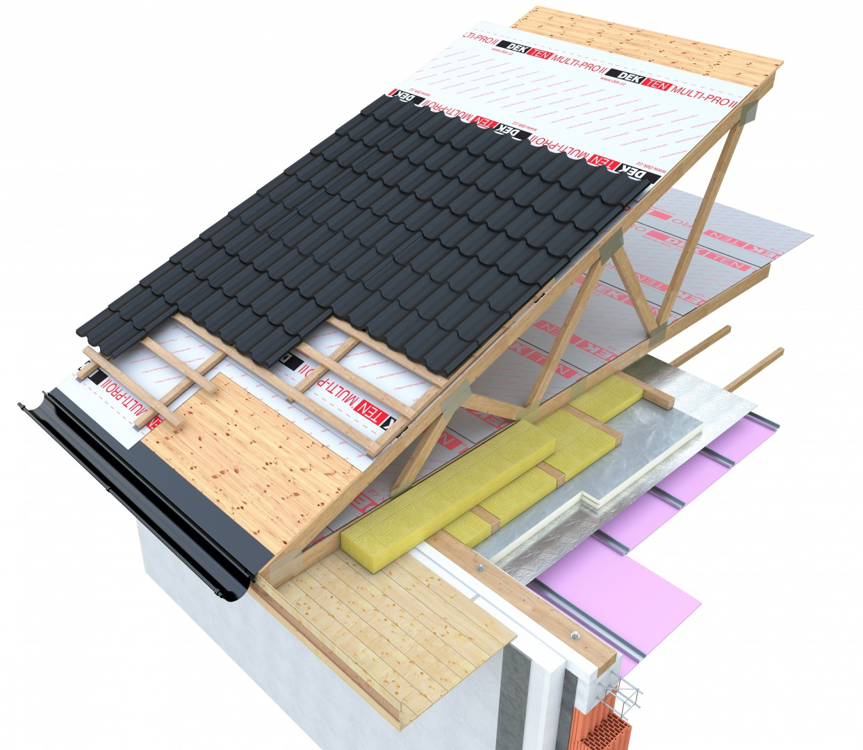 DEK Střecha ST.8006B