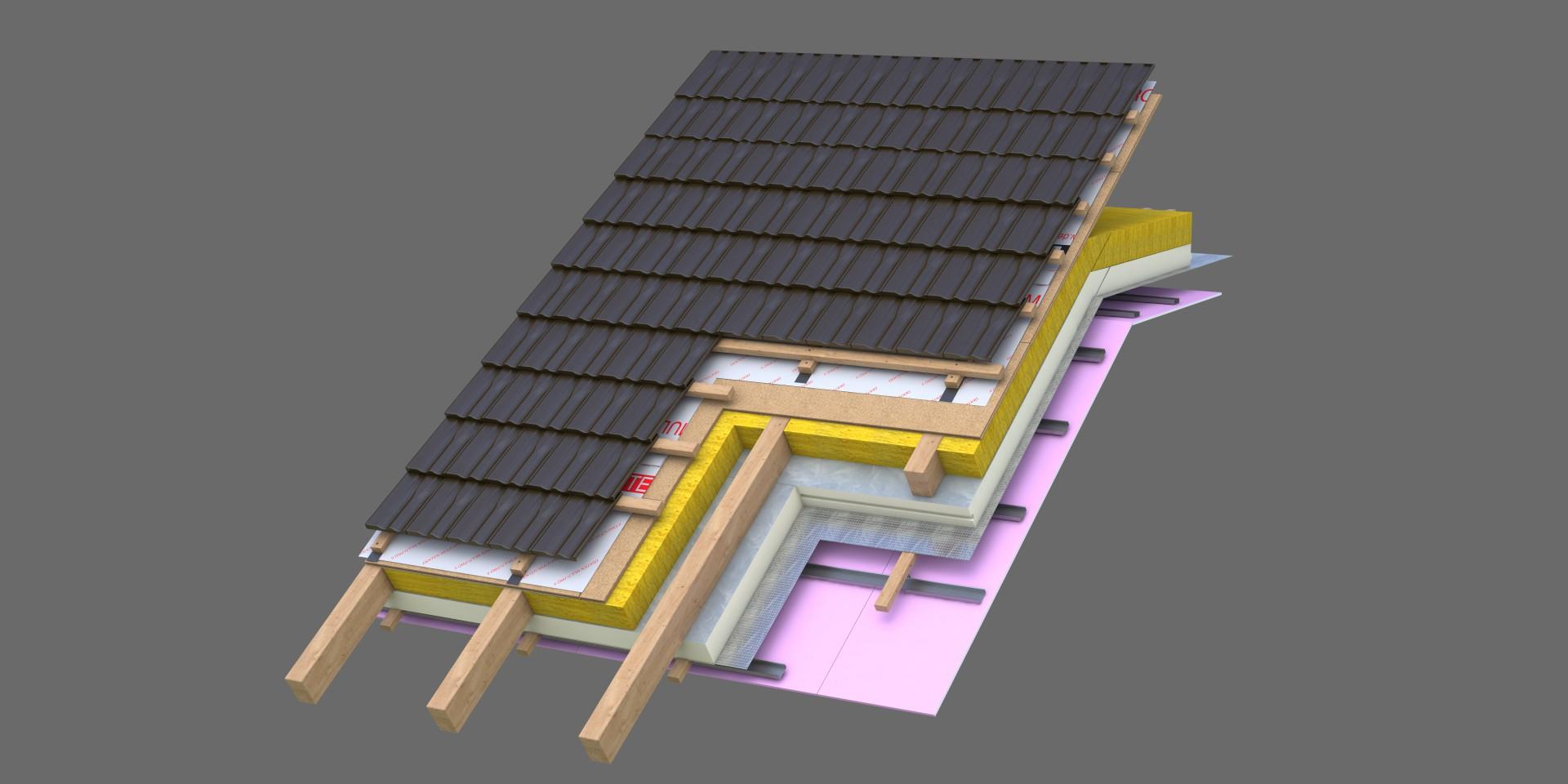 DEK Střecha ST.8003A (DEKROOF 17-A)