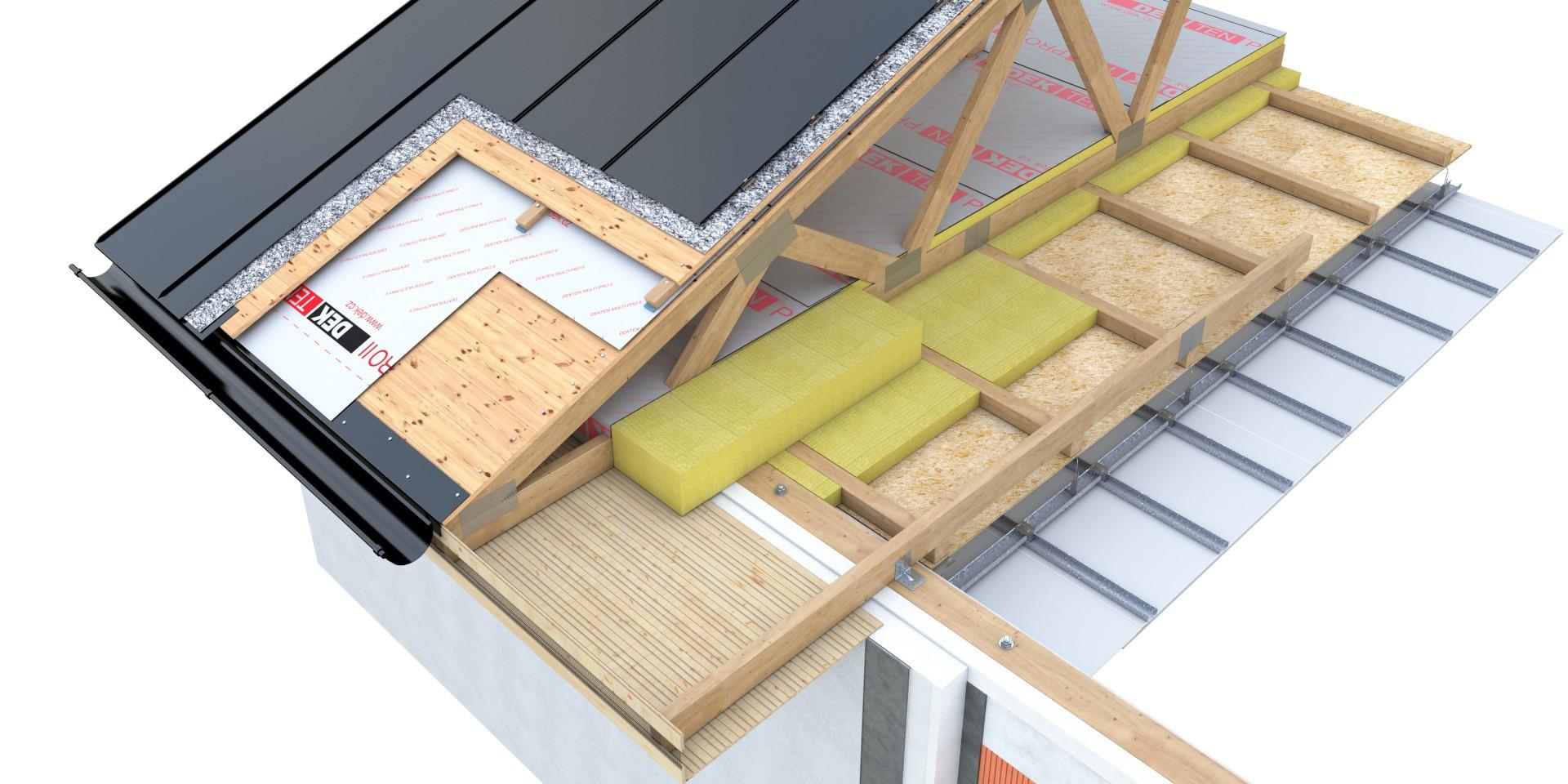 DEK Střecha ST.8006C